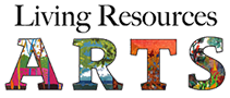 Arts Program Living Resources Logo