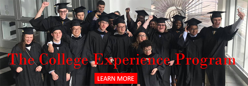 Learn More About Living Resources The College Experience Program