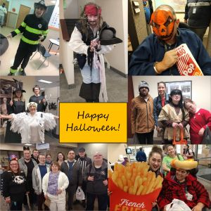 Halloween at Living Resources